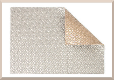 Luxury, Reversible Placemats