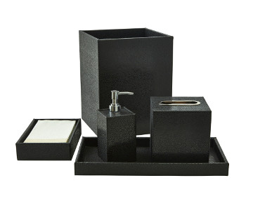Shagreen Black