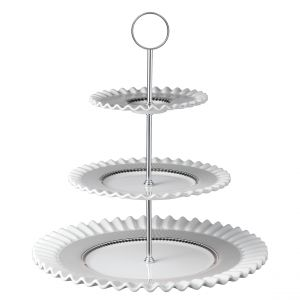 Pirouette 3-tier Cake stand